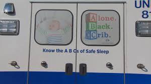 ada county paramedics awarded for infant safe sleep campaign