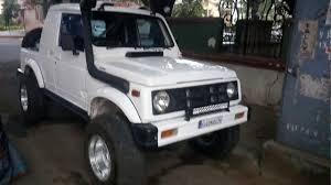 gypsy jeep suzuki gypsy modified in bangalore youtube