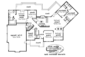 ranch house plans stonecrest 10 054 associated designs
