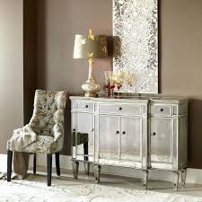 Mirrored Nightstands Cheap Furniture New Modern Style Mirrored Buffet Table For Home