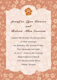 response card wording rustic wedding invitations with response cards part 11