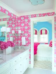 Wallpapered Bathrooms Ideas 397 Best Wallpapered Rooms Images On Pinterest Home Wallpaper