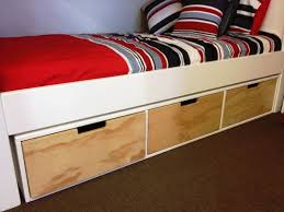 Kids Beds With Storage Underneath Drawers Under Bed Platforms Bedroom Ideas