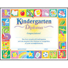 kindergarten certificates classic kindergarten diploma pk k certificates diplomas