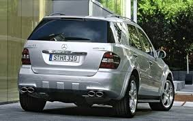 mercedes 63 amg suv used 2007 mercedes m class ml63 amg pricing for sale edmunds
