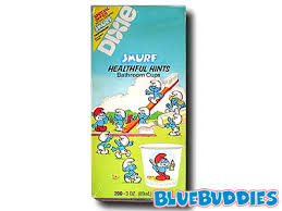 dixie cups smurf dixie cups smurf paper cup dispenser