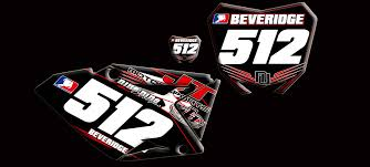 motocross race numbers suzuki number plates nineonenine designs