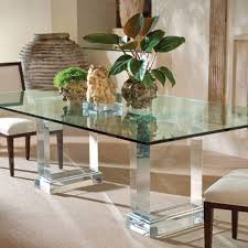 Dining Table Design With Glass Top Dining Room Acrylic Clear Legend Swan Round 2017 Dining Table