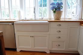 Will A Farmhouse Sink Fit In An Ikea Akrum  Sink Cabinet - Apron kitchen sink ikea