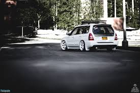 Canadian Born Fozzy Alexei U0027s Subaru Forester Empire Fitment