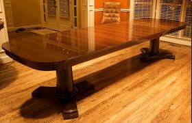 dining table woodworking plans