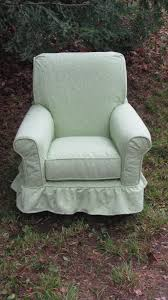 Slipcovers For Rocking Chairs Slipcovered Furniture Debbiedoesdivans