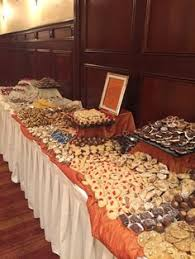 wedding cookie table ideas wedding cookie table a pittsburgh tradition the bailey bunch
