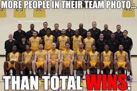 Lakers Meme - the lakers man nba memes http nbafunnymeme com the lakers