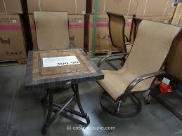 Costco Outdoor Patio Furniture Popular Of Patio Chairs Costco Kirkland Signature 50 Inch Patio