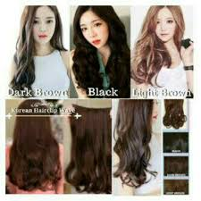 hair clip rambut hairclip rambut on carousell