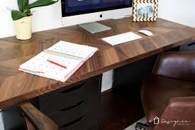ikea computer desk hack easy and gorgeous ikea desk hack designer trapped