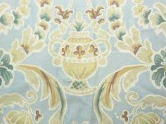 Commercial Upholstery Fabric Manufacturers Product Type Vintage Floral Fabric Manufacturer Thibaut