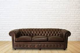 Chesterfield Leather Sofa Bed Sofa Bed Chesterfield Leather 2 Seater Classic Kingsgate