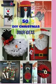 Christmas Door Decorations Ideas For The Office Backyards Dorm Door Christmas Decorations Mackensie Wittmer