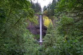 Oregon Waterfalls Map by Ramona Falls Hike U2014 Mt Hood Wilderness Oregon U2014 Backcountrycow