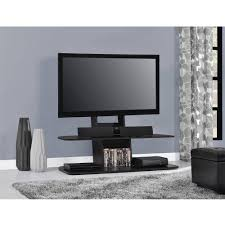 tv stands with flat panel mounts ameriwood home galaxy tv stand with mount for tvs up to 65