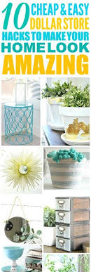 dollar store home decor 12 cheap and easy dollar store decor hacks that ll make your home