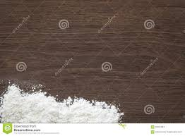 Rough Wooden Table Texture Baking Background Flour On Vintage Wood Table Stock Photo Image