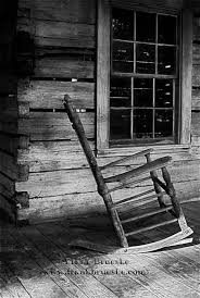 rocking chair on porch u2013 fine art photography in black and white