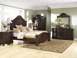 Ashley Furniture North Shore Panel Bedroom Set In Dark Brown - Ashley furniture bedroom sets with prices