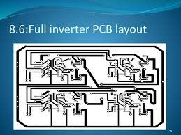 layout pcb inverter multi level inverter prepared by anas ibrahim yazeed hawasheen