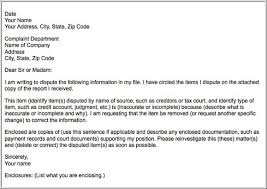 Dispute Letter For Experian how to successfully dispute inaccuracies on your credit report