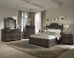 Klaussner Distinctions Klaussner Versailles 4 Piece Panel Bedroom Set In Normandie