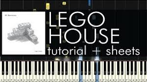 piano tutorial lego house et télécharger lego house piano tutorial how to play ed
