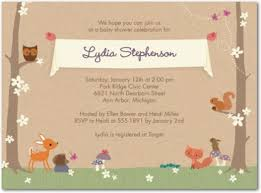 woodland baby shower invitations top 10 woodland baby shower invitations for you thewhipper