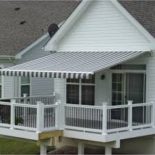 Wood Awning Design Cool Design Style Of Retractable Awning With Exterior Wood Window