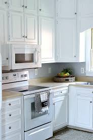 why is everyone painting their kitchen cabinets white painting kitchen cabinets white noting grace