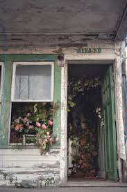 Flowers In Detroit - 36 000 flowers bring an abandoned house in detroit back to life