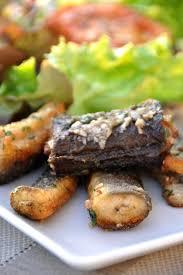 cuisiner l anguille anguilles à la persillade recette bordelaise la cuisine de
