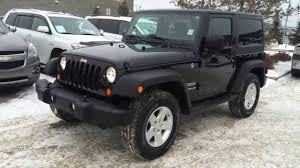 grey jeep wrangler 2 door pre owned black 2011 jeep wrangler 4wd 2dr sport review devon