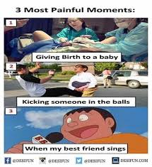 Baby Kicking Meme - dopl3r com memes 3 most painful moments 1 giving birth to a
