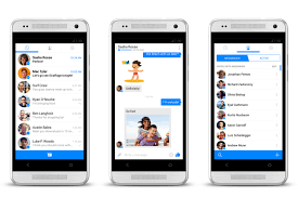 messenger apps for android finally all messaging to messenger