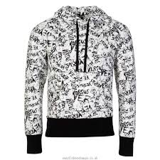 unique design style versace white hoodie versus graffiti neutral