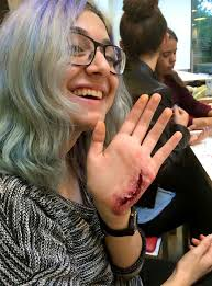 Special Effects Makeup Classes Special Effects Makeup And Arts Workshop At Kings London