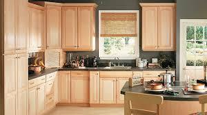Kitchen Cabinets Thomasville Kitchen Elegant Natural Maple Kitchen Cabinets Thomasville