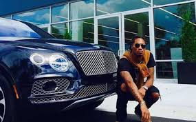 black bentley suv 2016 future drops 1m on new bently truck 1st rapper with custom luxury