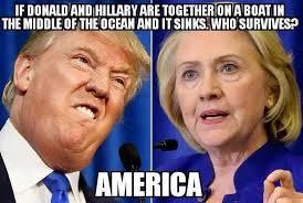 Clinton Memes - trum clinton meme