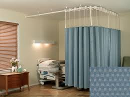 hospital cubicle printed curtains 9806 137 flame retardant