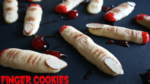 halloween finger cookies recipe how to make severed fingers