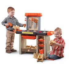 toy workbench with tools bench decoration